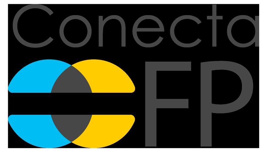 Logotipo Conecta FP